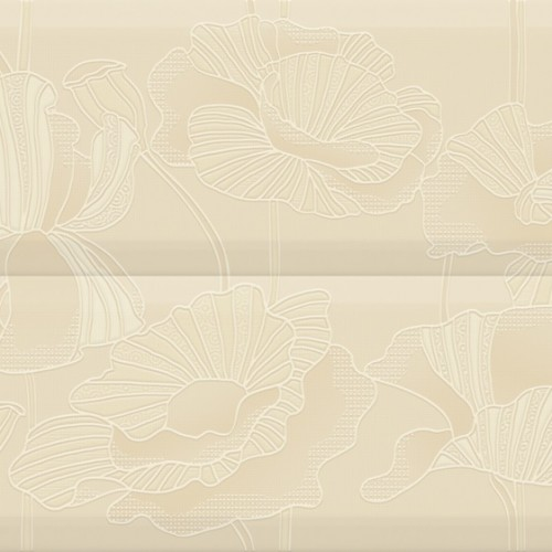 Панно Composicion Gold Flowers 30*45